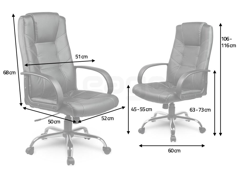 wymiary fotela 12104