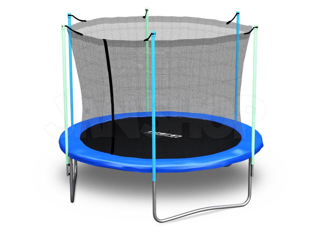 trampolin kindertrampolin mit sicherheitsnetz innennetz. Black Bedroom Furniture Sets. Home Design Ideas