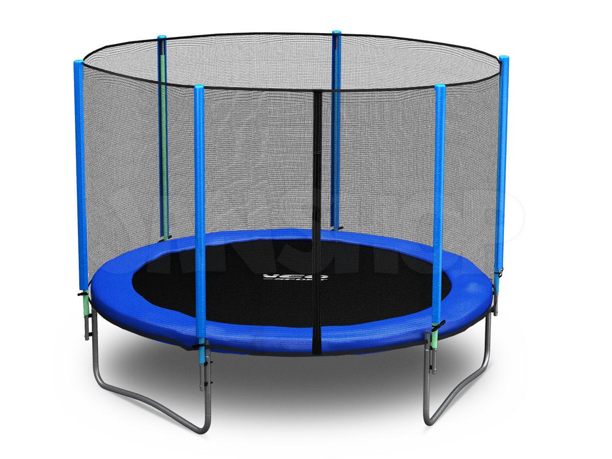 gartentrampolin trampolin mit sicherheitsnetz innennetz. Black Bedroom Furniture Sets. Home Design Ideas