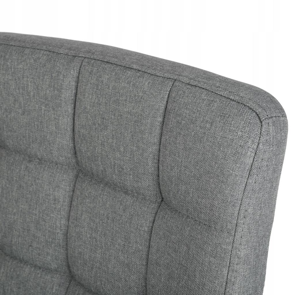 materiał fotela