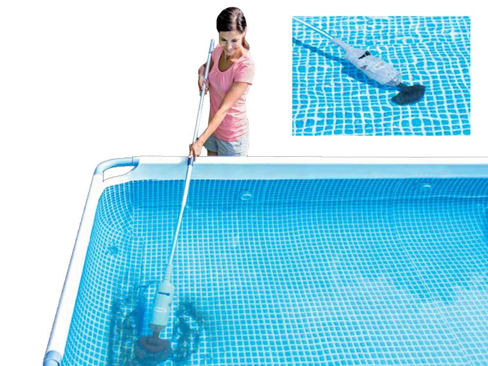 Odkurzacz bezprzewodowy do czyszczenia Spa i basenów INTEX